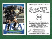 Sampdoria Christian Karembeu France 168